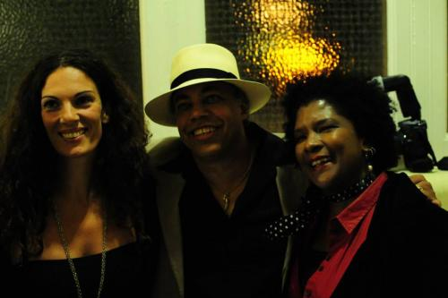 With Billy Branch and Betty Romani