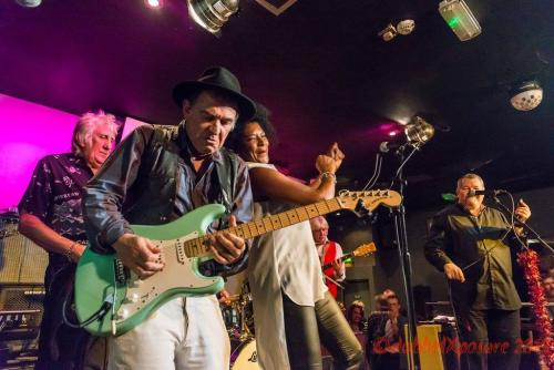 With Robin Bibi and the Eel Pie All Star